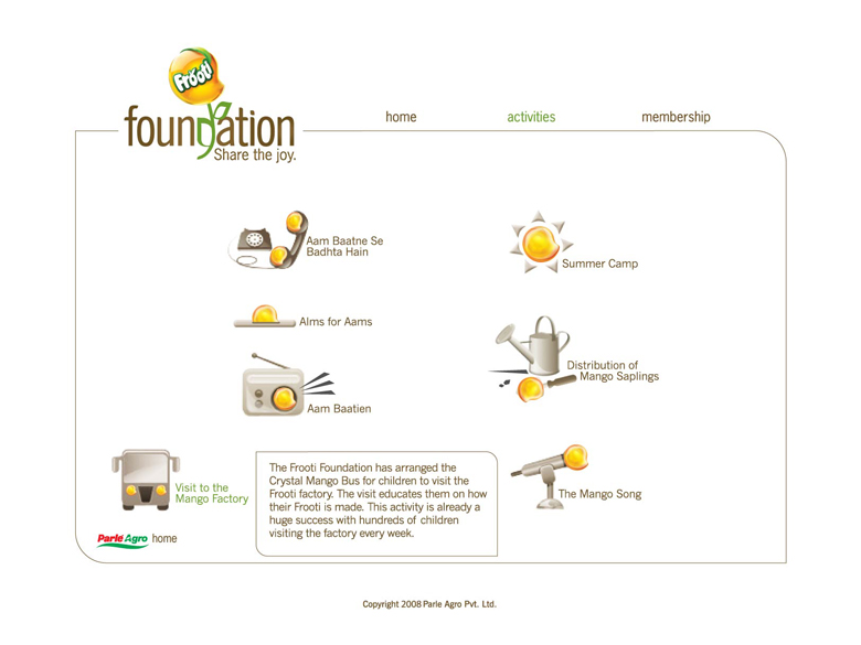 Frooti Foundation
